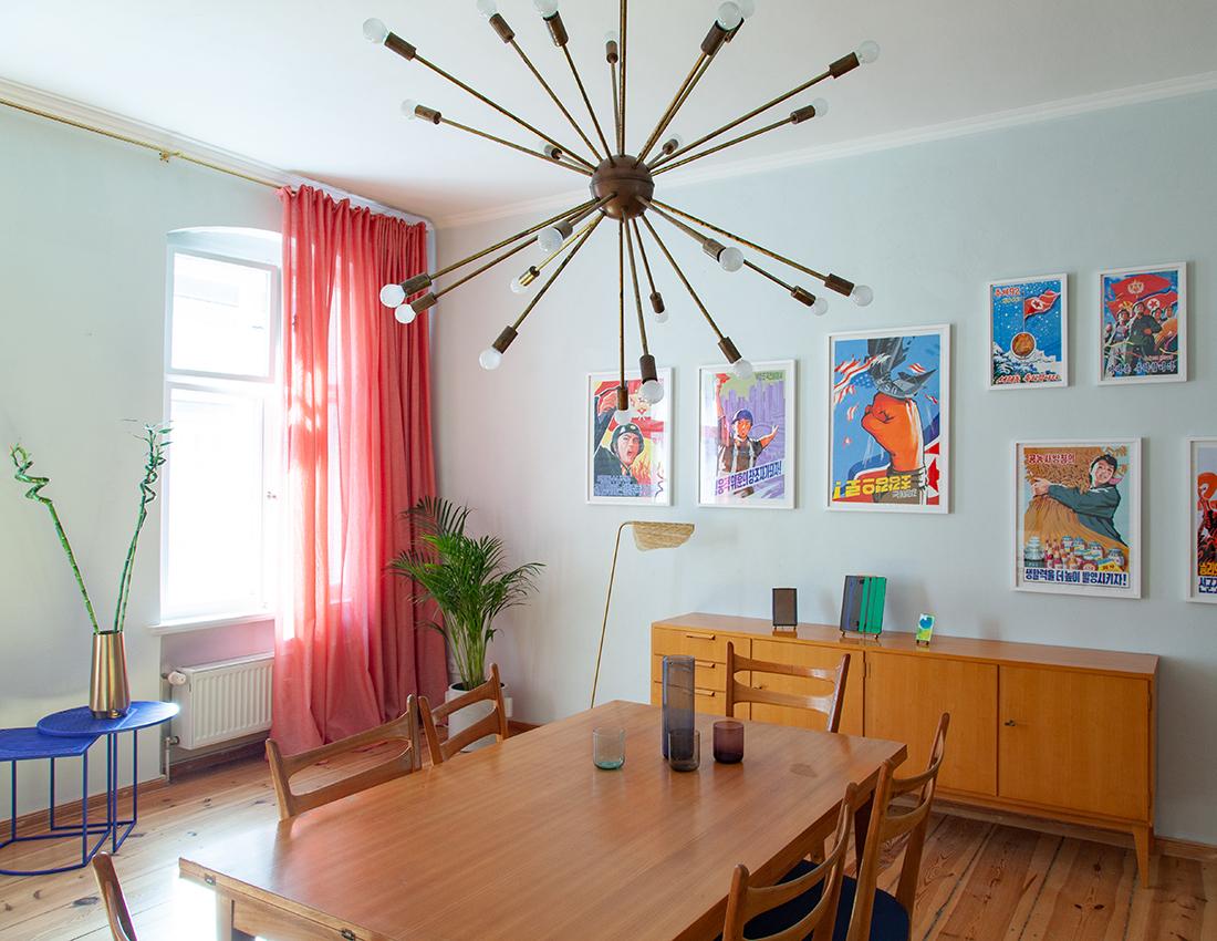Neugestaltung einer Wohnung in Berlin Mitte - janakubischik.de